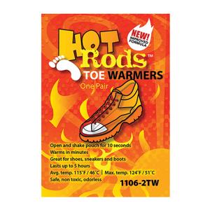 Hot Rod Toe Warmers Case of 240 Pair