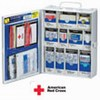 Medium Food Industry First Aid Cabinet with SmartTab ezRefill System - Metal