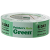 "Painter\'s Mate Green Masking Tape, 1.41"" x 60 yds Case of 12 rolls"