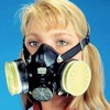 Comfo Classic Respirator Hycar Large