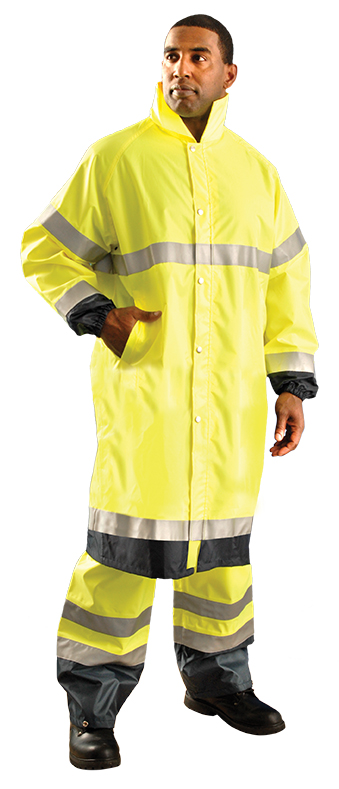Rainwear Jacket, Occulux Class 3 - Click Image to Close