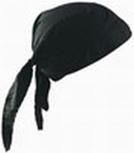 Deluxe Tie Hat with Elastic Rear Band FR - Click Image to Close
