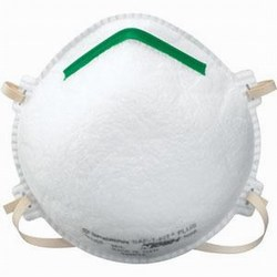 Disposable Respirator N95 w/ Boomerang Nose Seal, Small