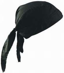 Deluxe Tie Hat with Elastic Rear Band FR